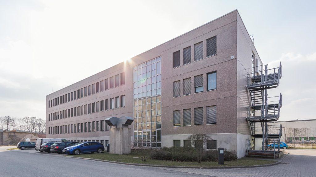 Gewerbegebiet Cöpenicker Industriegelände Büros 17.E1
