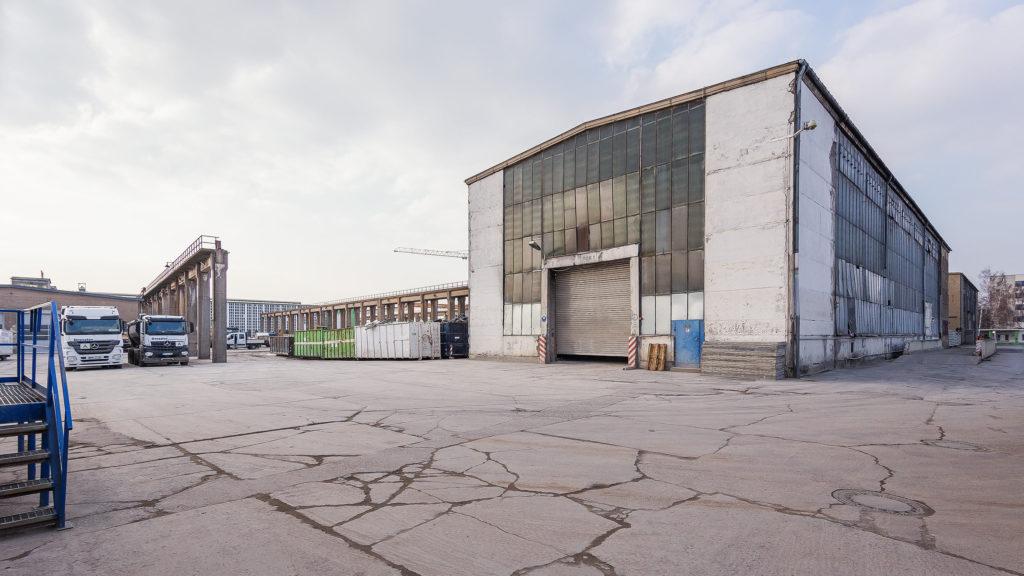 Gewerbegebiet Cöpenicker Industriegelände Halle 14.E1.01
