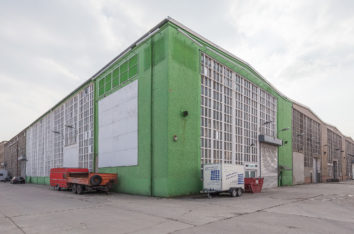 Gewerbegebiet Cöpenicker Industriegelände Halle 16.T1.01