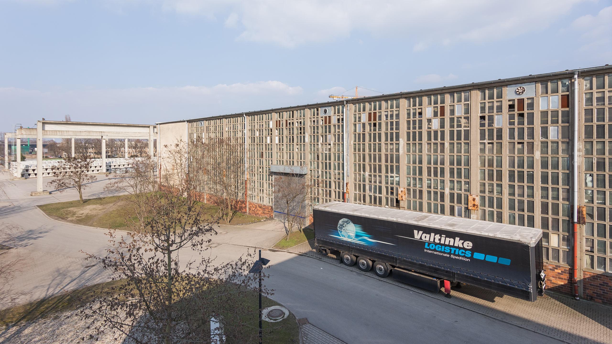 Gewerbegebiet Cöpenicker Industriegelände Halle 1.660 m² 16.T5.01