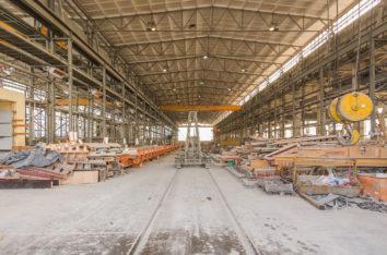 Gewerbegebiet Cöpenicker Industriegelände Halle 21.E1.01