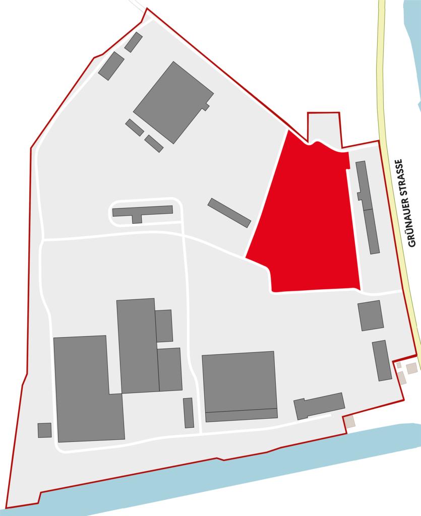Gewerbegebiet Cöpenicker Industriegelände Freifläche 30.000 m² E01
