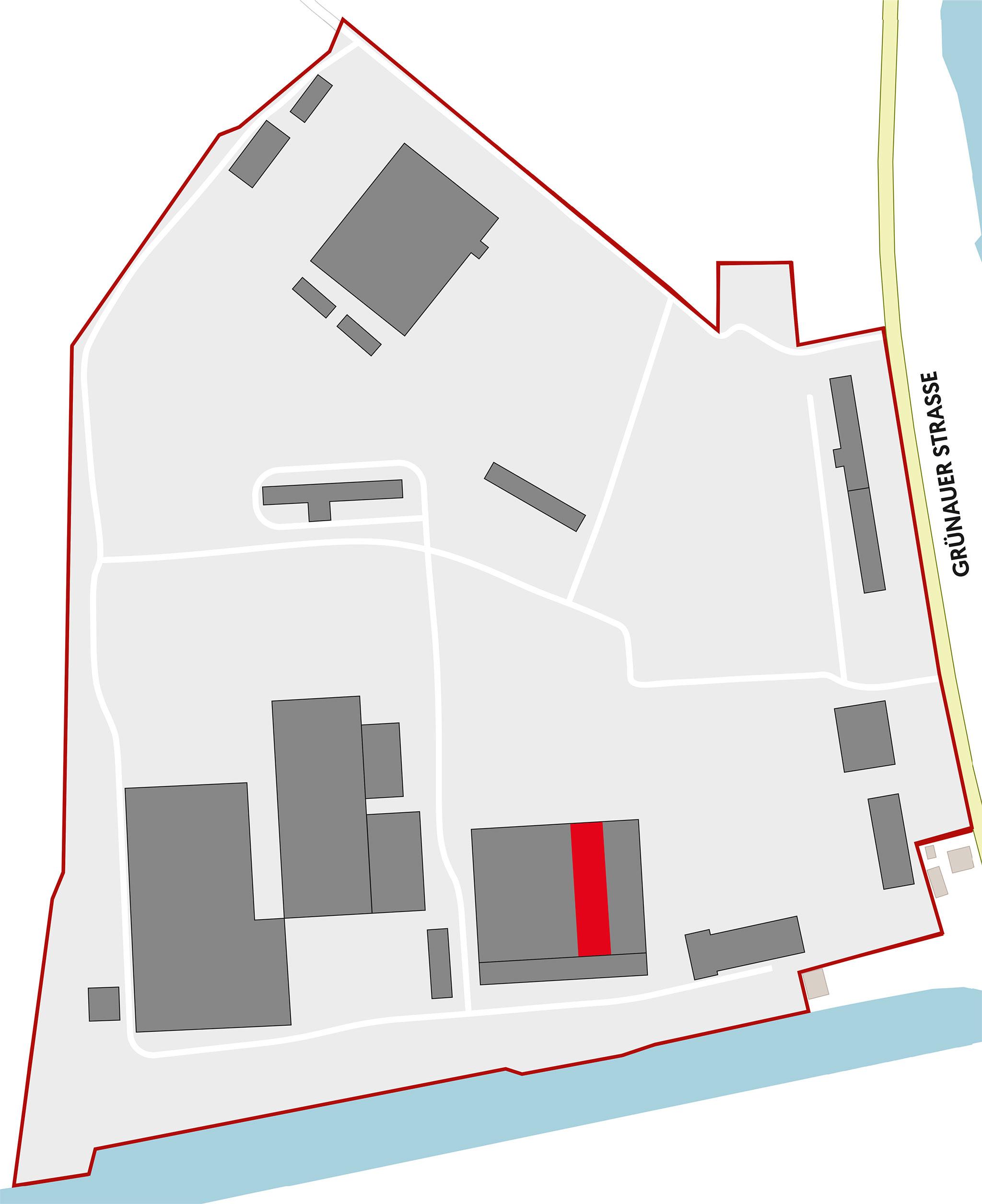 Gewerbegebiet Cöpenicker Industriegelände Halle 1.660 m² 16.T2.01