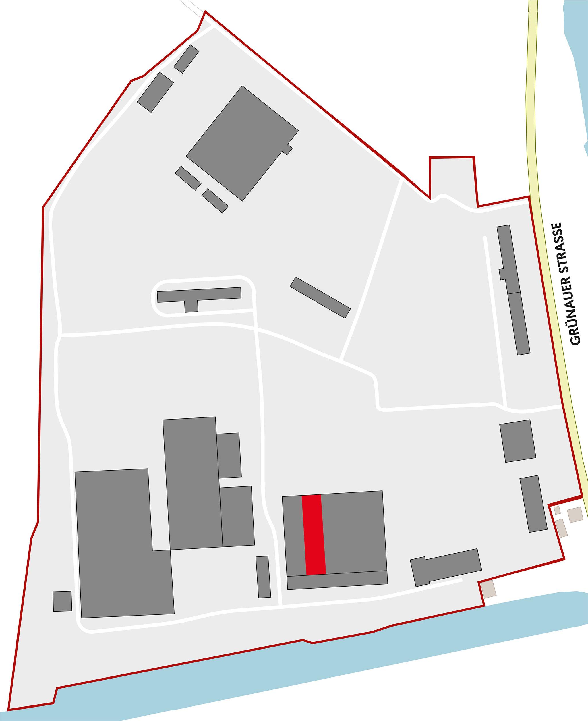Gewerbegebiet Cöpenicker Industriegelände Halle 1.660 m² 16.T4.01