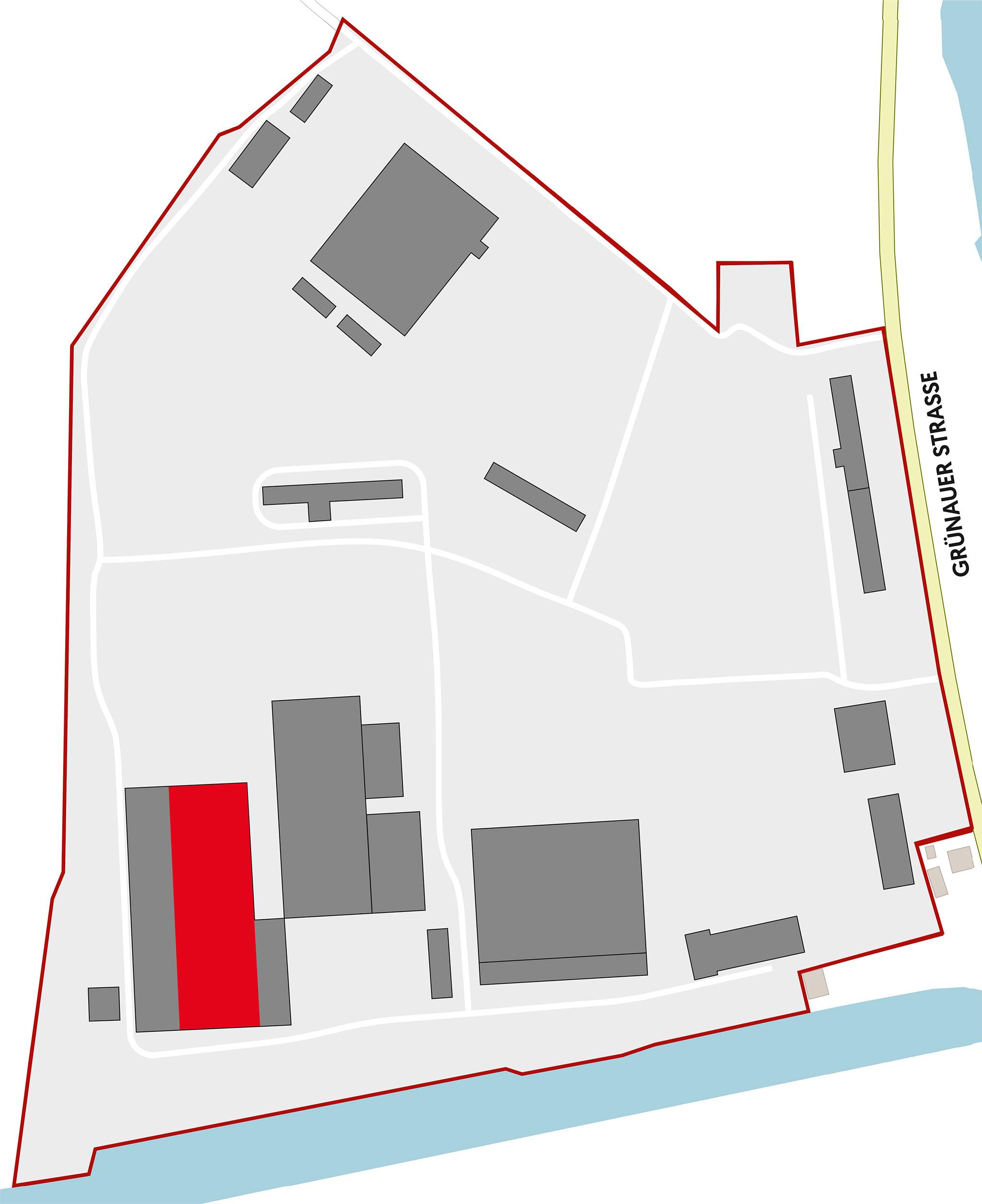 Gewerbegebiet Cöpenicker Industriegelände Halle 7.600 m² 21.E1.01